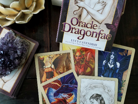Oracle of the Dragonfae by Lucy Cavendish