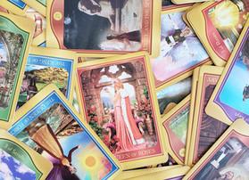 The Akashic Tarot by Sharon Anne Klingler and Sandra Anne Taylor