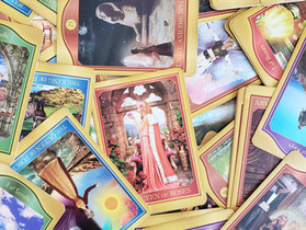 The Akashic Tarot by Sharon Anne Klingler and Sandra Anne Taylor