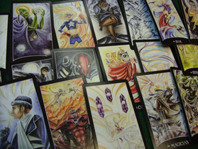 DC Comics Justice League Tarot