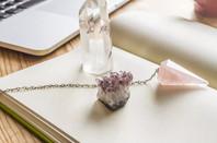 Pendulum & Crystals