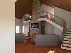 Living room floor plans Shaul Design