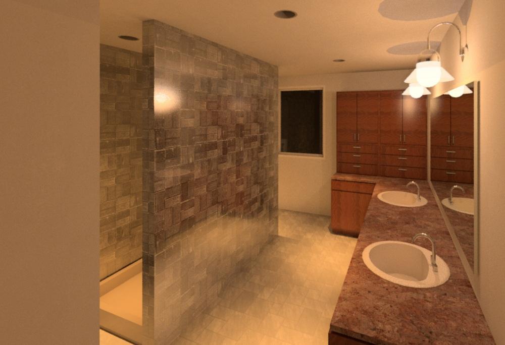 Shaul Designs LLC - bathroom remodel