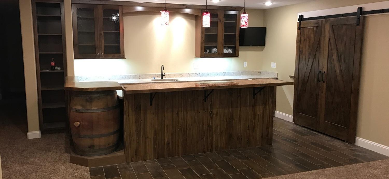 Custom kitchen unique