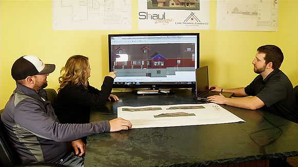 Project planning, design review, Shaul Designs archtectural designs.jpg