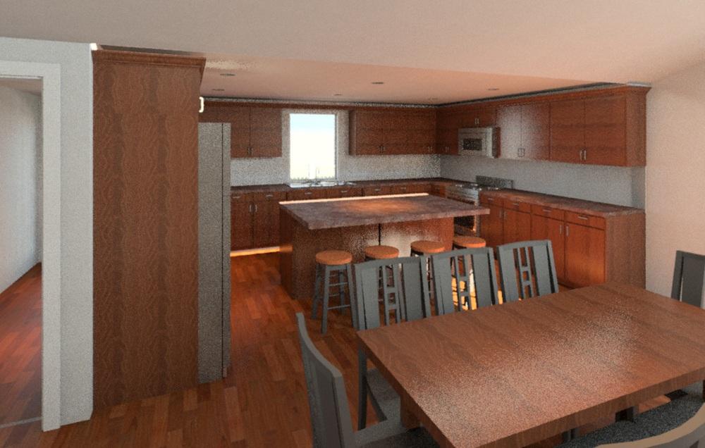 Shaul Designs LLC - kitchen remodel