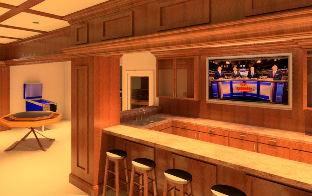 bar design 2, Shaul Designs LLC