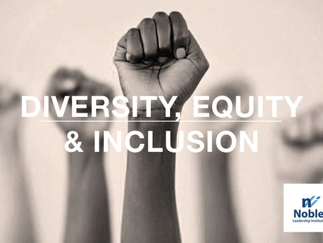 Diversity, Equity, Inclusion & Unconscious Bias
