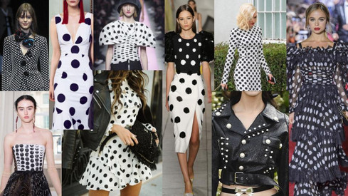 Oh God... Polka Dots are Back