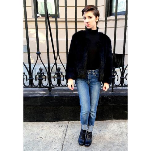 WIWT: Winter Blue Jeans