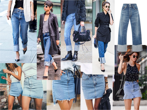 Trend Report--Week of 9/30/2016: Cut and Cuffed