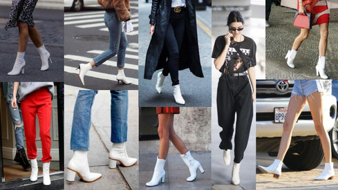 Fall 2017 Must-Have: White Ankle Boots