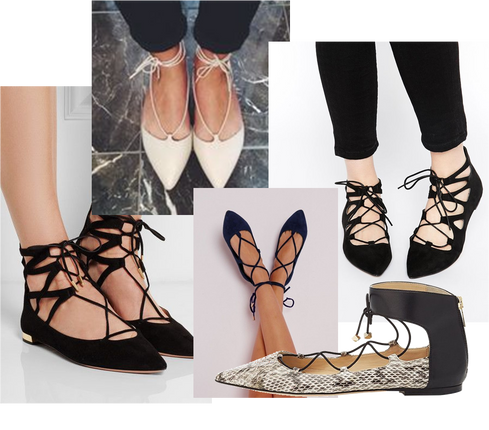 Trend Report–Week of 10/9/2015: Embrace the Lace Up