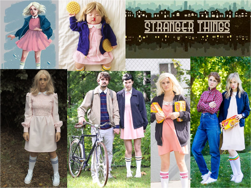 Trendy Halloween 2016 Costumes You'll Actually Be Warm In