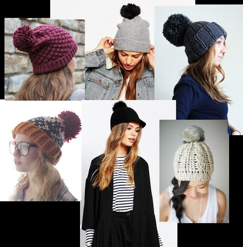 Trend Report—Week of 11/13/2015: Bobble Hats