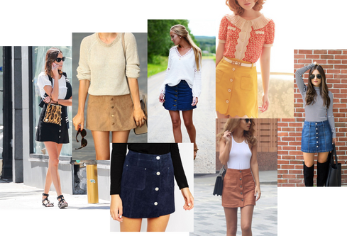 Trend Report—Week of 9/11/2015: Button Up, Buttercup