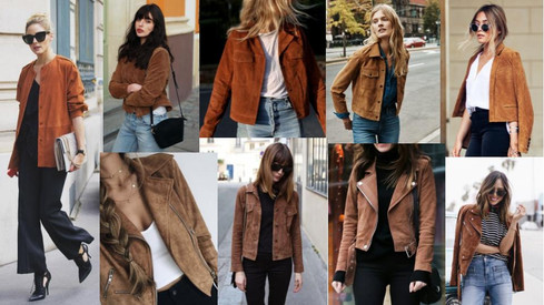 Fall 2017 Must-Have: Brown Suede Jacket