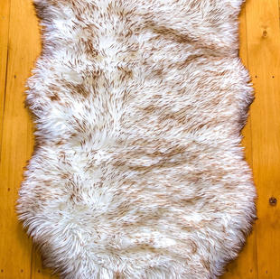 Faux Fur Rug (Small)
