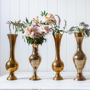 Brass Vase (Large)