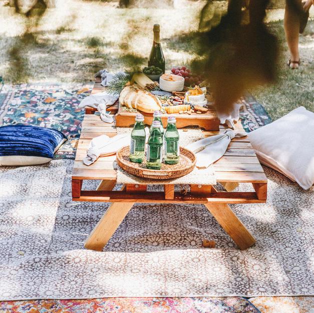 Pallet Picnic Table (large)