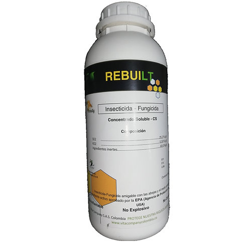 REBUILT ® CS