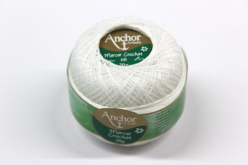 Anchor Artiste Mercer Crochet Cotton