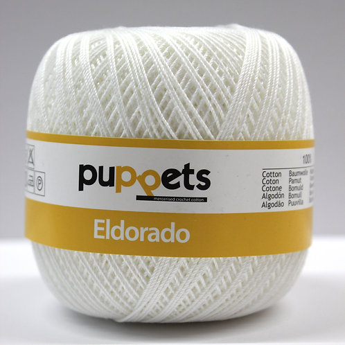 Coats Eldorado Puppets Crochet Cottons