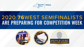 NYSERDA Announces Semifinalists for 76west Clean Energy Competition
