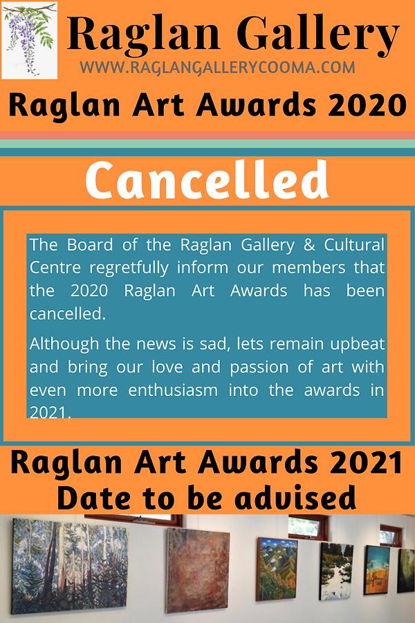 Cancellation of Raglan Art Award 2020.pn