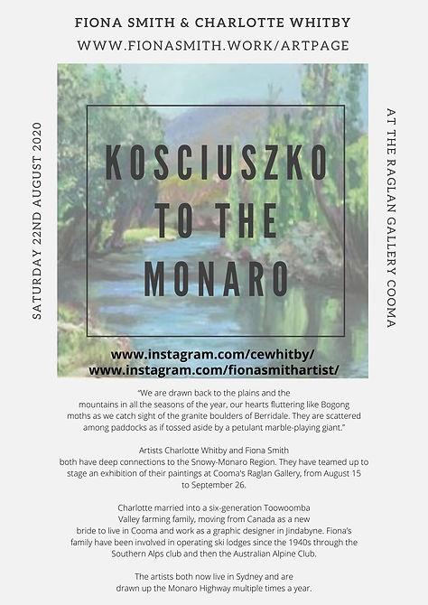 Kosciuszko to the Monaro 1.JPG