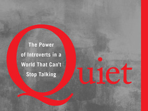 Quiet The Power of Introverts in a World that Can't Stop Talking