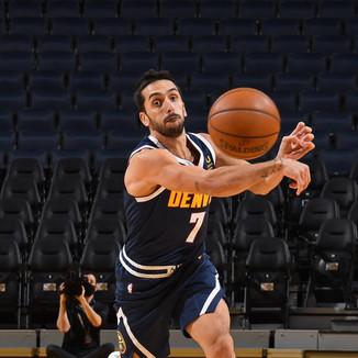 De Argentina para el mundo: Facu Campazzo debutó en la NBA