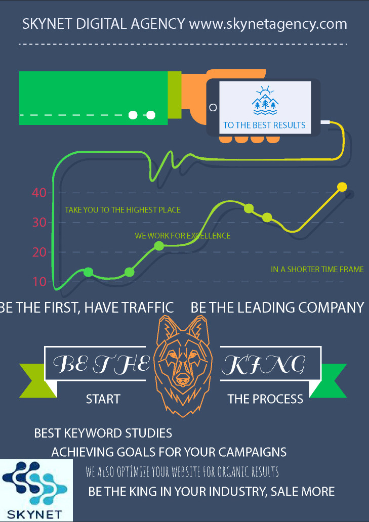 Professional search engine marketing services