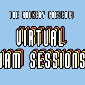 The Rookery Collective present new lockdown project Virtual Jam Sessions