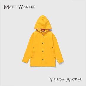 Matt Warren - Yellow Anorak