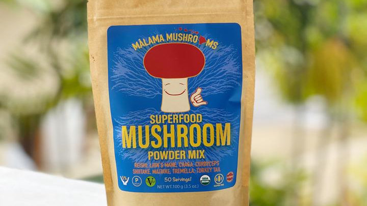 Superfood Mushroom Powder