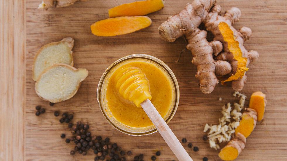 ʻŌlena Honey 11 oz Jar