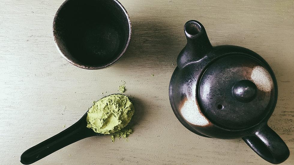 Green Flash Moringa Extra-Fine Powder