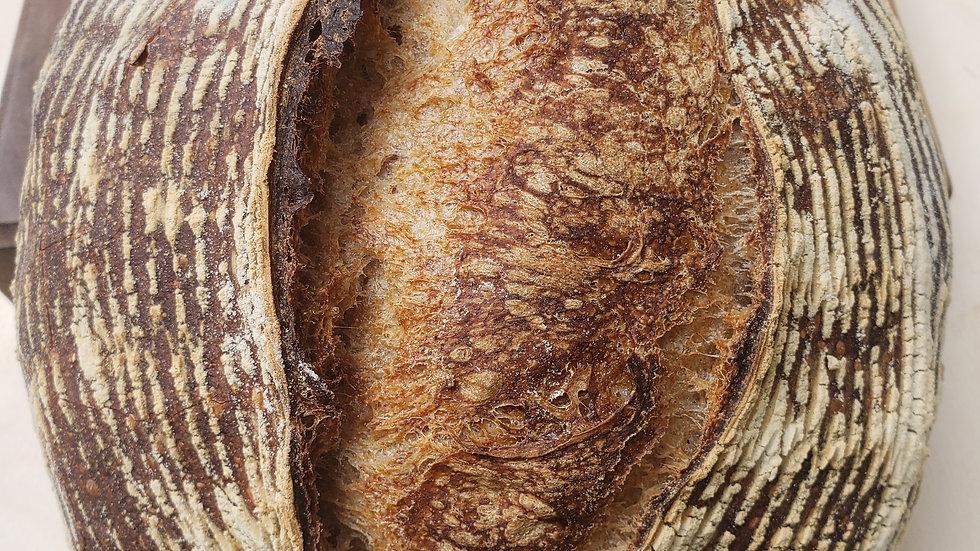 Traditional Sourdough Loaf