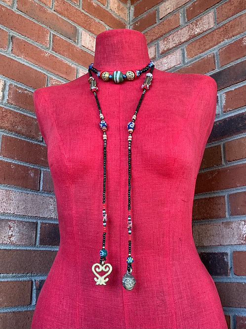 4N1 African Inspired Necklace