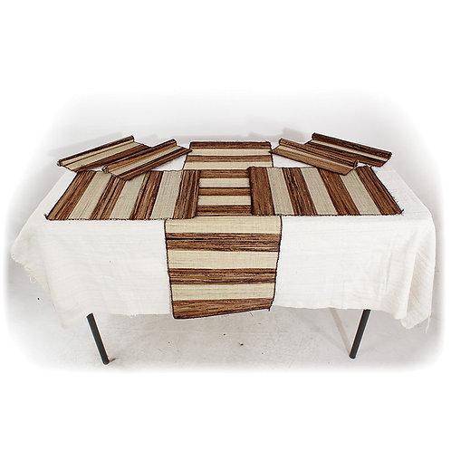 Raffia Table Set