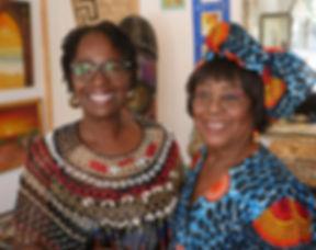 Cynthia and Mom