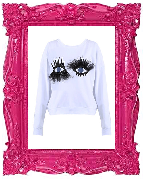 Feather Lash Jumper