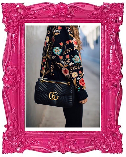 Floral Embroidered Jumper
