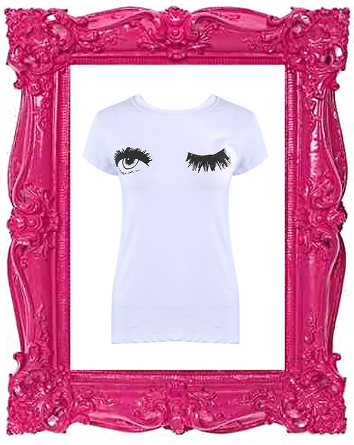 Blush Eyes T-shirt