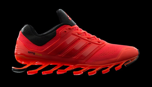 new product 21031 5c941 Adidas Springblade Red