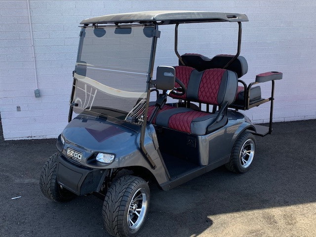 2016 Ezgo Txt fully loaded with upgrades.
