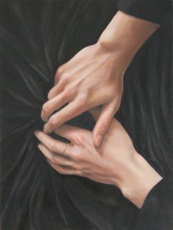 Le creux des mains