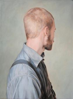 Raphaël, Derrière sa tête