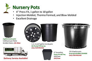 GrowBIG Nursery Pots and Containers